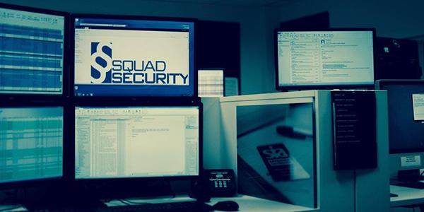 Squad Security Control Centre
